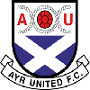 AYR UNITED BOOKS