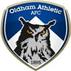 OLDHAM ATHLETIC BOOKS