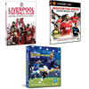 SEASON REVIEW DVDs