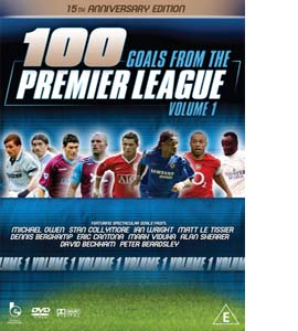 100 Goals From The Premier League: Vol.1 (DVD)
