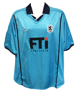 1860 Munich 1999-00 Home Shirt