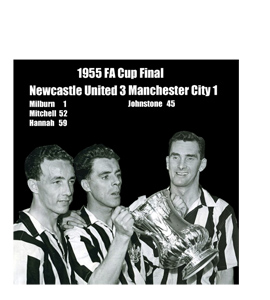 1955 FA Cup Final (Greetings Card)