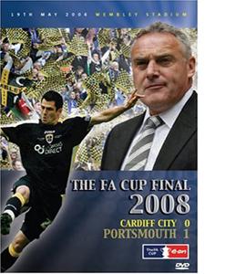 2008 FA Cup Final - CARDIFF (DVD)