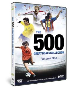 500 Great Goals - Volume 1 (DVD)