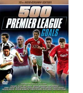 500 Premiership Goals (15th Anniversary Box Se) (DVD)