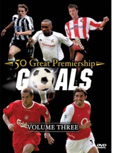 50 Great Premiership Goals - Vol. 3 (DVD)