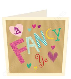 A Fancy Ye Geordie Card