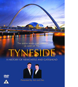 A History Of Tyneside -Ant and Dec (DVD)