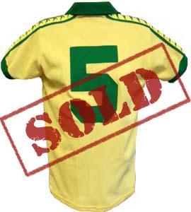 Aidan McCaffery Newcastle United Shirt (Match-Worn)