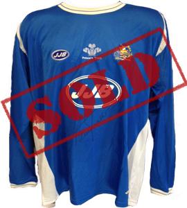 Alan Shearer Prince's Trust Rare Shirt (Match-Worn)