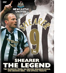 Alan Shearer: Shearer The Legend (DVD)