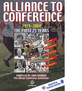 Alliance to Conference 1979-2001 : The First 22 Years