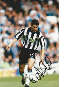 Andy Griffin Newcastle Photo (Signed)