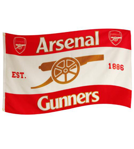 Arsenal F.C. Flag