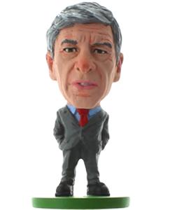 Arsenal Soccer Starz Arsene Wenger