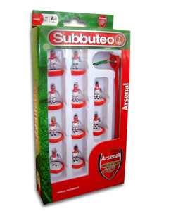 Arsenal Subbuteo Team