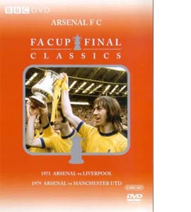 Arsenal - FA Cup Final Classics (DVD)