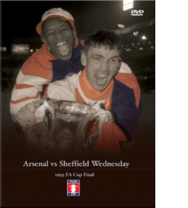Arsenal v Sheffeild Wednesday: 1993 FA Cup Final (DVD)