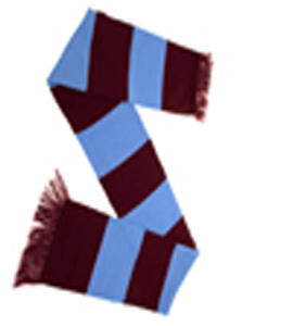 Aston Villa F.C. Bar Scarf
