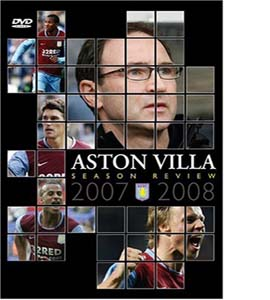 Aston Villa FC 2007/2008 Season Review (DVD)