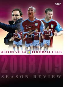 Aston Villa FC 2008/2009 Season Review (DVD)