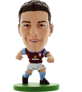 Aston Villa Soccer Starz Ashley Westwood (2014)