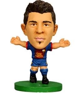 Barcelona Soccer Starz David Villa (2013)
