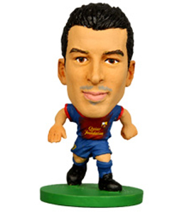 Barcelona Soccer Starz Pedro Rodriguez (2013)
