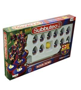 Barcelona Subbuteo Team