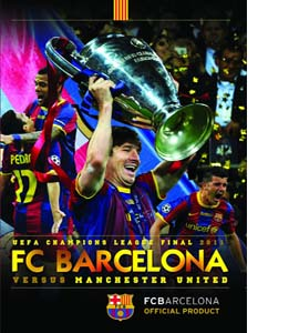 Barcelona v Manchester United 2011 Champions League Final (DVD)