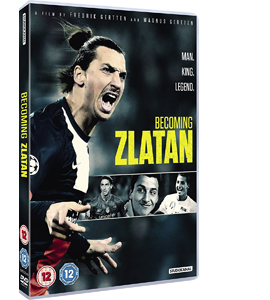 Becoming Zlatan (DVD)
