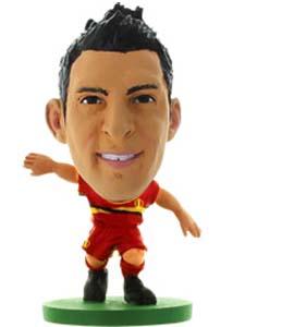 Belgium Soccer Starz Kevin Miralles