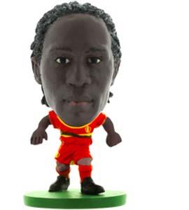 Belgium Soccer Starz Romelu Lukaku