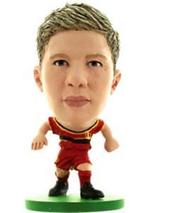 Belgium Soccer Starz Kevin De Bruyne