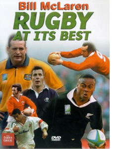 Bill McLaren - Rugby at its Best (DVD)