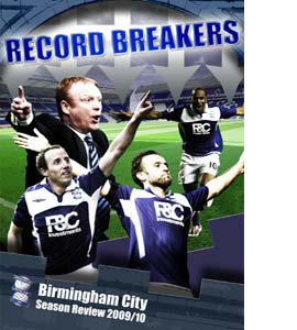 Birmingham City - Record Breakers - Season Review 2009/10  (DVD)