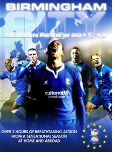 Birmingham City Season Review 2011/12 (DVD)