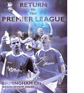 Birmingham City FC - Season Review 2006/07 (DVD)