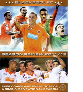 Blackpool Season Review 2011/12 (DVD)