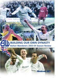 Bolton Wanderers Fc: Season Review 2003/2004 (DVD)