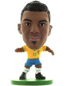 Brazil Soccer Starz Luiz Gustavo