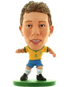 Brazil Soccer Starz Lucas Leiva