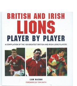 British & Irish Lions Player by Player