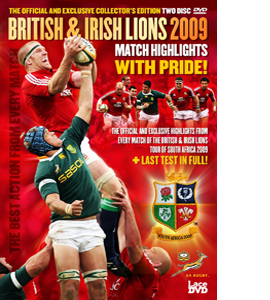 British & Irish Lions 2009: Match Highlights (DVD)
