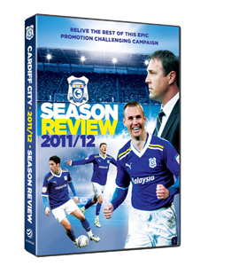 Cardiff City 2011/12 Season Review (DVD)