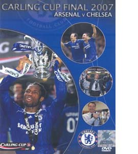 Carling Cup Final 2007: Arsenal v Chelsea (DVD)