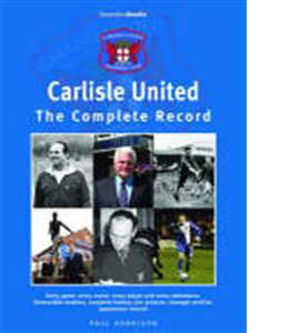 Carlisle United : The Complete Record (HB)
