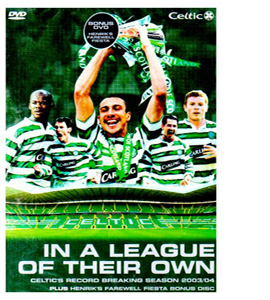 Celtic Fc: End Of Season Review 2003/04 (DVD)