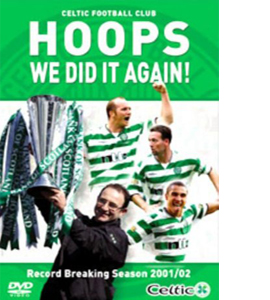 Celtic - Hoops We Did It Again (DVD)