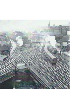 Central Station (Greeting Card)